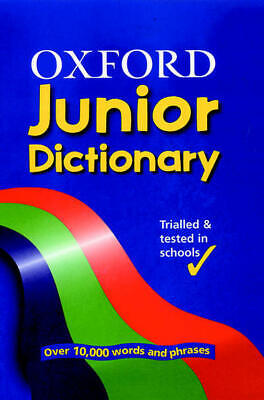 Oxford Junior Dictionary By Rosemary Sansome Dee Reid Alan Spooner (Paperback) • 2.96£