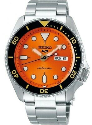 $ CDN310.87 • Buy Seiko 5 Gents Automatic Divers Style Sports Watch - SRPD59K1 NEW