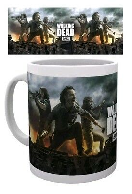 £11.98 • Buy The Walking Dead Fire Mug 100%OFFICIAL MERCHANDISE BOXED BIRTHDAY CHRISTMAS GIFT