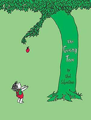 The Giving Tree By Shel Silverstein, NEW Book, FREE & FAST Delivery, (Hardcover) • 17.99£