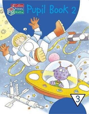 Collins Primary Maths: Collins Primary Maths. Pupil Book 2 By Andrew Edmondson • 3.21£