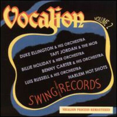 Vocalion - Volume 2 CD (2001) Value Guaranteed From EBay's Biggest Seller! • 2.39£