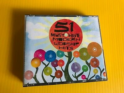 £3.65 • Buy 51 Must Have Modern Worship Hits 3 CD With Booklet Various Artists 07 Integrity