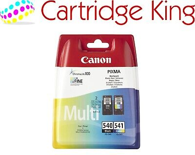 Canon Original PG-540 And CL-541 Ink Cartridge Combo Pack • 33.99£