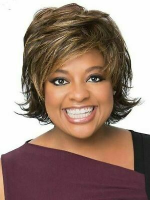 $19.99 • Buy NEW - LUXHAIR By Sherri Shepherd Wigs | Feather LIght Shag | Multiple Colors