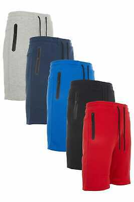 $16.99 • Buy Men's Sweat Shorts Soft Casual Cotton French Terry Fleece Lounge Gym Workout Fit