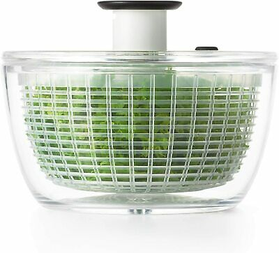 £29.30 • Buy OXO 1045409BL Good Grips Little Salad And Herb Spinner,Clear,Small