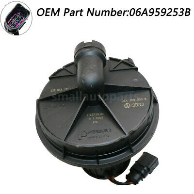 $85.99 • Buy Genuine Secondary Air Injection Pump 06A959253B For Audi VW Jetta Golf Passat