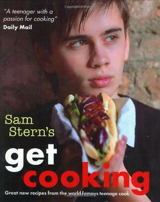 Get Cooking By Sam Stern, Acceptable Used Book (Paperback) FREE & FAST Delivery! • 2.75£