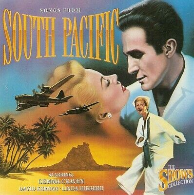 Various - Songs From South Pacific (CD 1993) • 1.99£