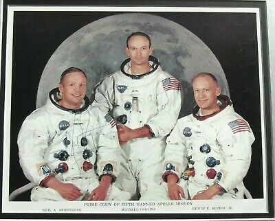 $2295 • Buy Neil Armstrong Apollo 11 Commander Signed WSS Lithograph Authenticated Zarelli
