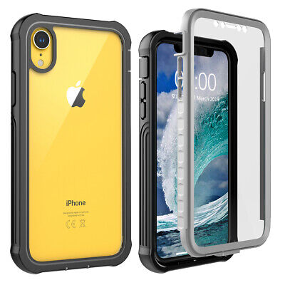 AU13.98 • Buy For IPhone XR 11 12 Pro XS Max 6s 8 7 6 Plus SE Case Shockproof Heavy Duty Cover