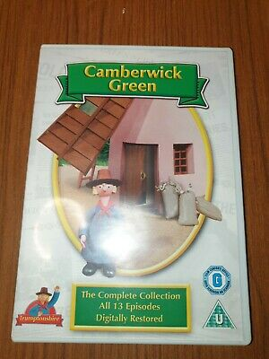 £4.50 • Buy Camberwick Green Collection DVD