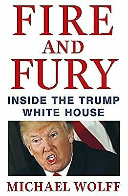AU10.01 • Buy Fire And Fury, Wolff, Michael, Used; Like New Book