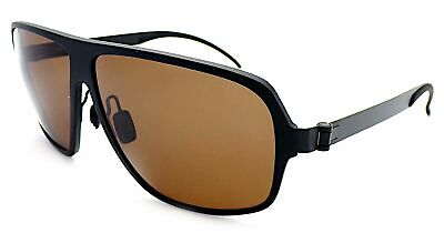 MERCEDES BENZ STYLE Sunglasses Matte Black/ Polarized Dark Brown Lenses M3018 A  • 44.99£