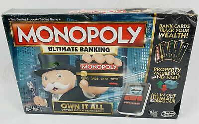 $42.99 • Buy Monopoly Ultimate Banking Board Game Brand New *Read Description* Free Shipping