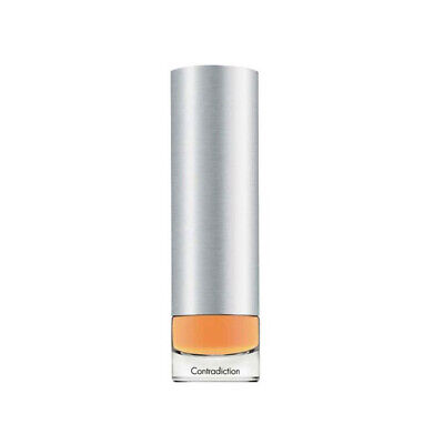 Genuine Perfume Calvin Klein Contradiction Eau De Parfum Spray 100ml • 19.99£