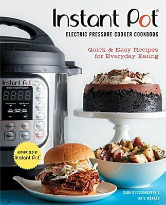 $16.95 • Buy Instant Pot® Cookbook: Quick & Easy Recipes For Everyday