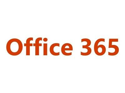 AU143.38 • Buy Microsoft Office 365 Home Premium Download 1 Year For 5 PC's/Macs And 5 Tablets