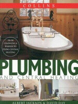 £2.14 • Buy Collins Plumbing And Central Heating By Albert Jackson (Paperback / Softback)