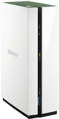 QNAP TS-128A 2TB 1-Bay NAS With 1 X 2TB Seagate IronWolf Drive TS-128A/2TB-IW • 215.99£
