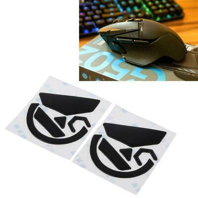 AU5.46 • Buy 2 Set 0.6mm Mouse Skates Mouse Stickers Pad For Logitech G502 HERO LIGHTSPEED
