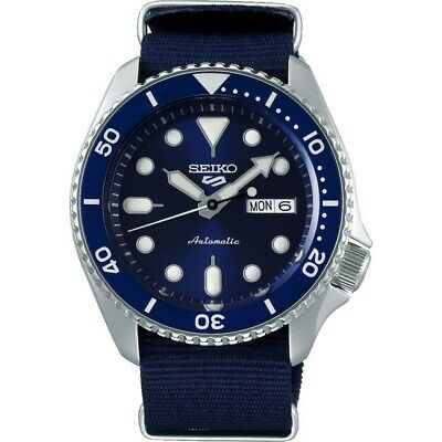$ CDN300.04 • Buy Seiko 5 Gents Automatic Divers Style Sports Watch - SRPD51K2 NEW