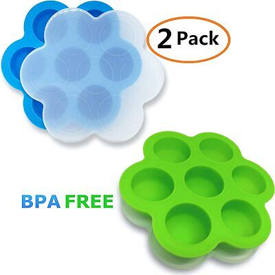 $22.49 • Buy  GOKCEN's Silicone Egg Bites Molds For Instant Pot Accessories - Fit Instant Pot