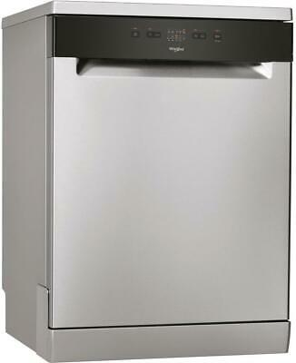 View Details Whirlpool WFE2B19X Freestanding Dishwasher - Stainless Steel 13 Place Settings • 395.99£