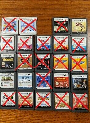 AU10.99 • Buy Assorted Nintendo DS 3DS Games - Pick Your Game - Free Shipping In Australia