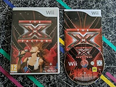 The X Factor Nintendo Wii Complete • 3.99£