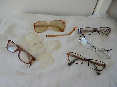 Selection Of Old Spectacles Glasses Spares Repairs • 1.50£
