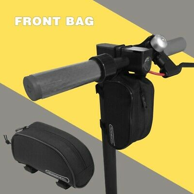 AU15.99 • Buy Storage Bag Large For Xiaomi M365 Electric Scooter Front Top Tube Carry Pouh