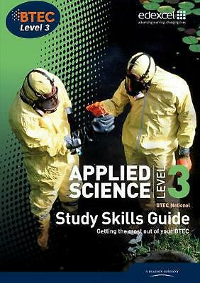 £21.14 • Buy Btec Level 3 National Applied Science Study Guide By Julie Matthews Free Shippin