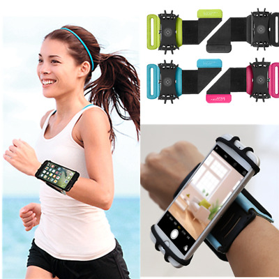 Sports Running Phone Wrist Band Jogging Armband Holder Case For Mobile Phone • 8.99£