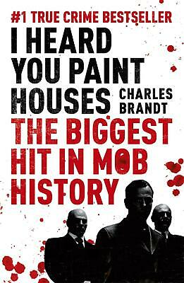I Heard You Paint Houses: Now Filmed As The Irishman Directed By Martin Scorsese • 9.56£