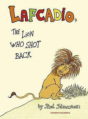 Lafcadio: The Lion Who Shot Back By Shel Silverstein (English) Hardcover Book Fr • 11.41£