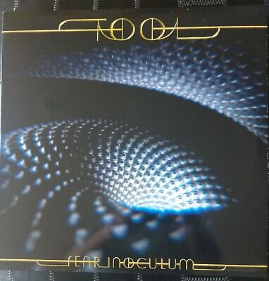 $55 • Buy Tool Fear Inoculum New Gate-fold Import 2 Lp Record Set Golden Brown Vinyl