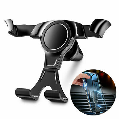$2.17 • Buy 360° Gravity Car Bracket Phone Holder Air Vent Mount For Smart Phone Accessories