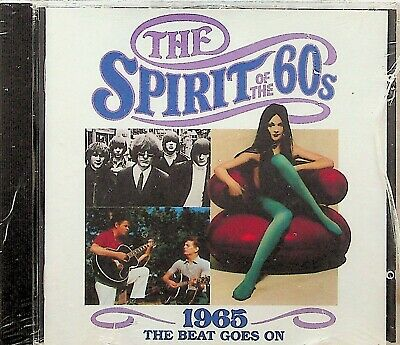 TIME LIFE SPIRIT OF THE 60s BEAT GOES ON 1965 CD *NEW SEALED RARE* Barry McGuire • 19.99£