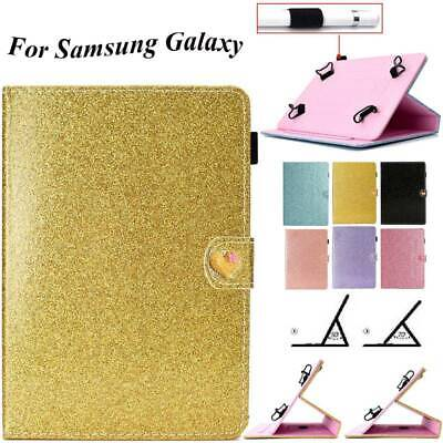 AU18.39 • Buy For Samsung Galaxy Tab A E 4 S2 S3 S4 Universal Tablet Case Cover W/ Card Slot