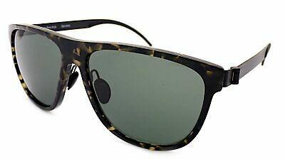 MERCEDES BENZ STYLE Sunglasses Green Havana - Black / Dark Green Lenses M7006 D • 44.99£