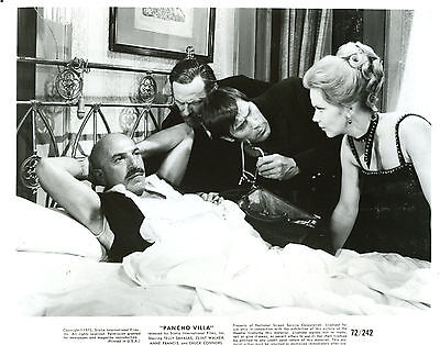 $7.99 • Buy Clint Walker Anne Francis Telly Savalas 8x10 Original Photo S2420