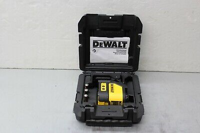 $99 • Buy DeWALT DW088 165'  Self-Leveling Cross Line Laser Level