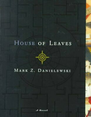 House Of Leaves, Paperback By Danielewski, Mark Z., Acceptable Condition, Fre... • 15.99£