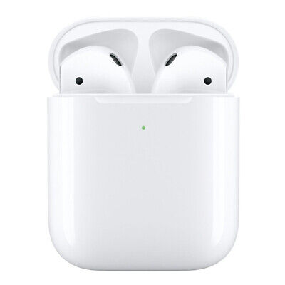 AU325.08 • Buy Apple 2nd Generation AirPods With Wireless Charging Case - MRXJ2AM/A