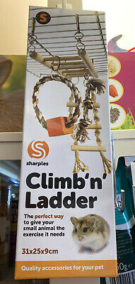 Small 'N' Furry Climb 'n' Ladder • 10.85£