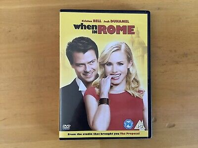 When In Rome (DVD, 2010) • 4£