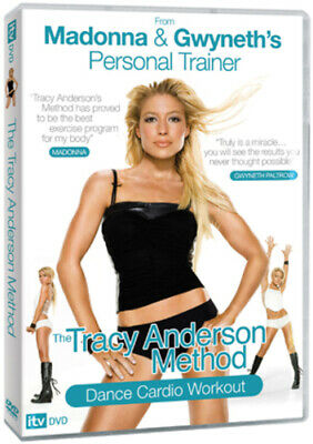 £1.70 • Buy From Madonna/Gwyneth's Personal Trainer: Tracy Anderson Method DVD (2008) Tracy