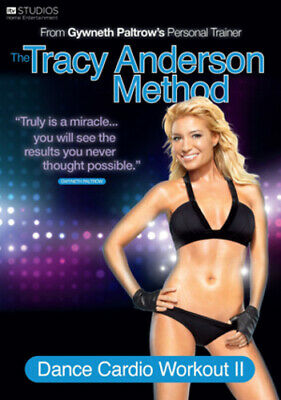 £1.83 • Buy The Tracy Anderson Method: Dance Cardio Workout II DVD (2011) Tracy Anderson